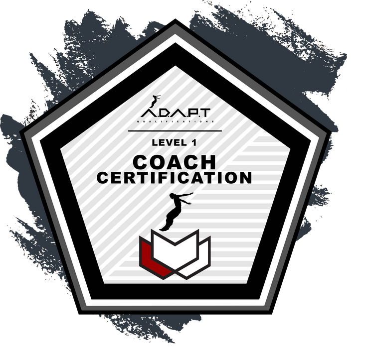 Level 1 Coach Certification - November 2021