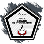 Level 2 Coach Certification - September 2020