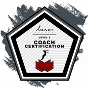 Level 3 Coach Certification (Asia)