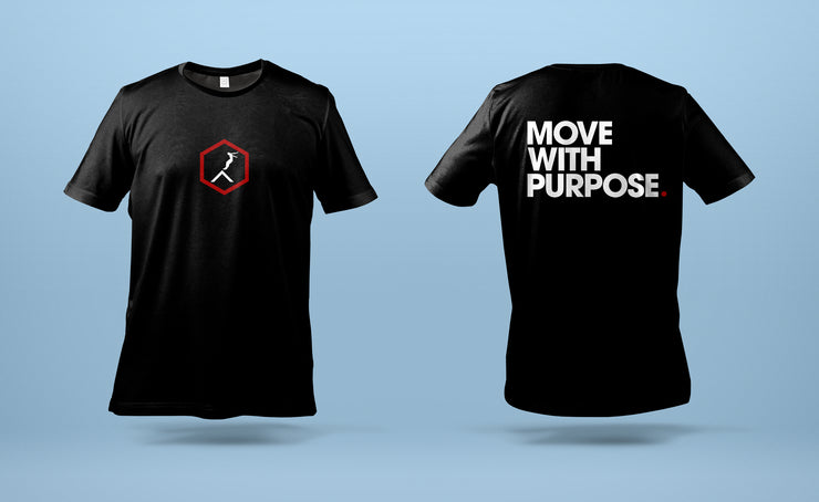 'Move With Purpose' T-Shirts