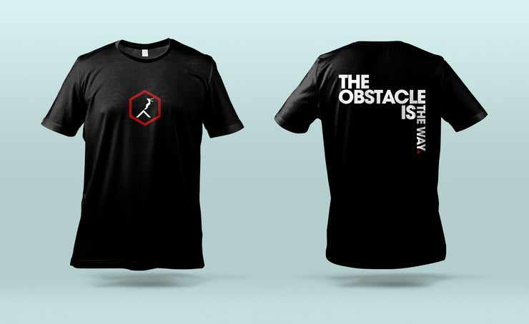 'The Obstacle Is The Way' T-Shirts