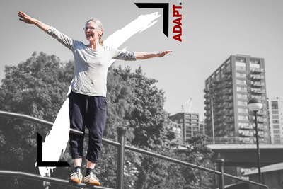 CPD: Parkour for Older People - January 2020