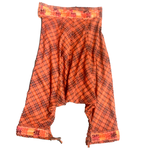 Mayan Geometry Harem Pants - Fair Trade Gypsy