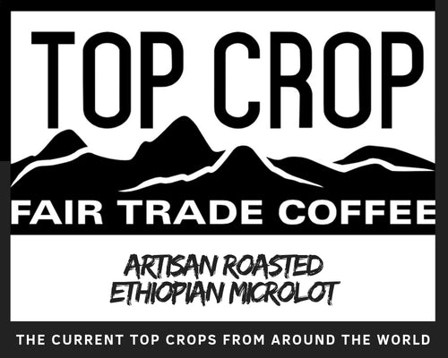 Artisan Roasted Ethiopian Microlot Specialty Coffee - Fair Trade Gypsy