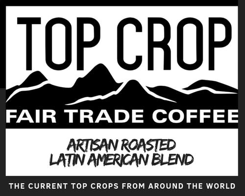 Artisan Roasted Latin American Blend Specialty Coffee - Fair Trade Gypsy