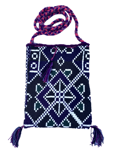 Traditional Mayan Crossbody Bag