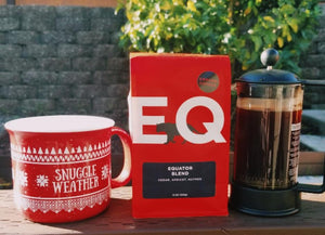 COFFEE REVIEW - EQUATOR COFFEE & TEAS