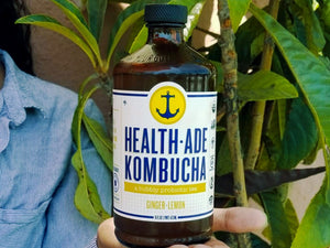 ALL ABOUT KOMBUCHA FROM OUR FRIENDS AT HEALTH ADE