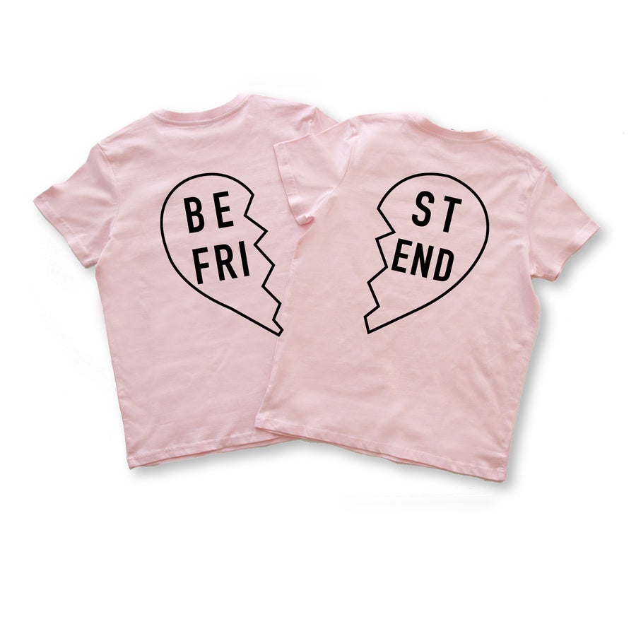 Ladies Best Friend T-shirt - 2 Pack