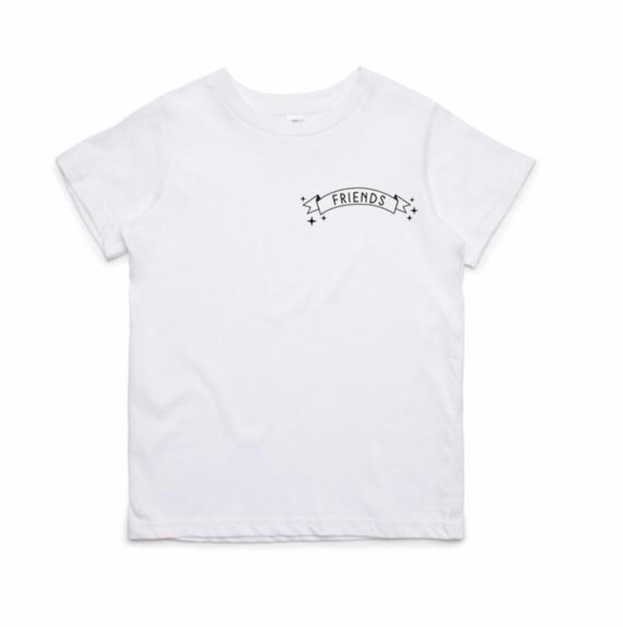 Friends Forever T-shirt - 2 Pack