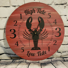 The Jetty Tide Clock Paint Party - DEPOSIT - $20 balance will be due night of party
