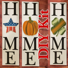 DIY Kit - HxME Interchangeable Sign LOCAL PICK UP
