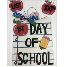 Day of School Frame