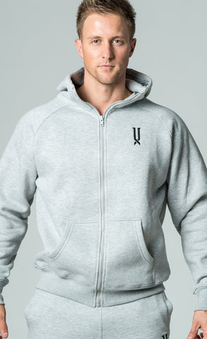 MEN'S SIGNATURE FULL ZIP HOODIE