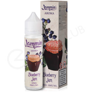 Jammin - Blueberry Jam 50ml