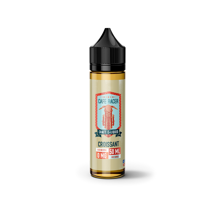 Cafe Racer - Croissant 50ml - 0mg