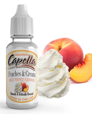 Capella - Peaches & Cream - aroma 13ml