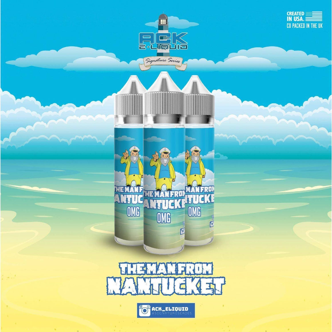 The Man From Nantucket - 50ml