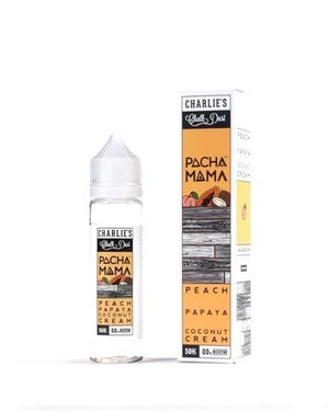 Pacha Mama - Peach/Papaya/Coconut shortfill 50ml