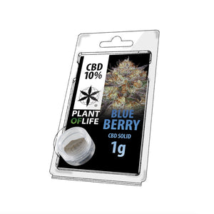 Plant Of Life - Blue Berry Jelly CBD 22% - 1 gr