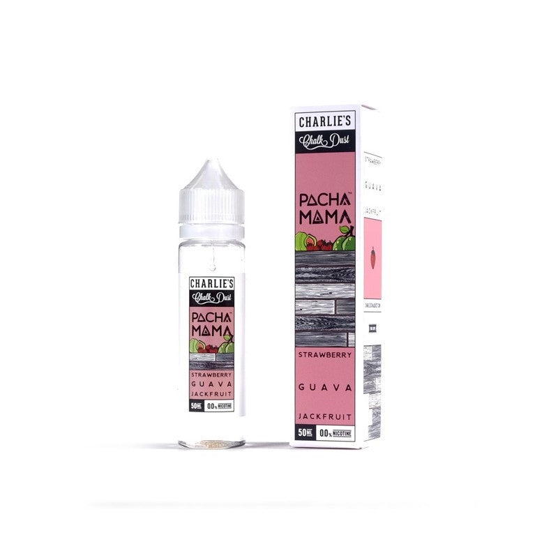 Pacha Mama - Strawberry / Jackfruit / guava - Short Fill 50ml