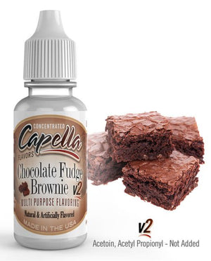 Capella - Chocolate Fudge Brownie V2 13ml