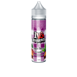 I love VG - Apple Berry Crumble 50ml