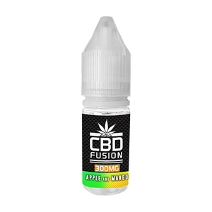 Ultimate Juice - CBD Fusion - Apple and Mango 300mg