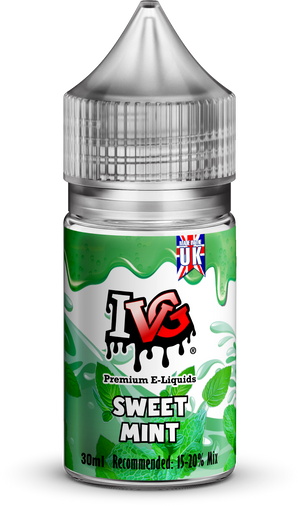 I VG - Sweet Mint Concentrate 30ml