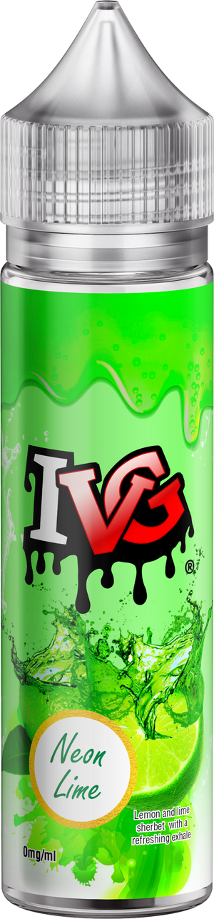 I love VG - Neon Lime 50ml