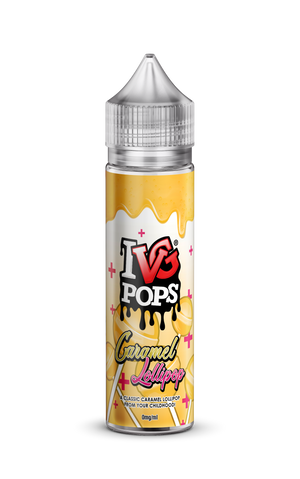 I LOVE VG POPS - Caramel Lollipop 50ml