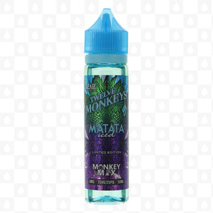 Twelve Monkeys - Matata Iced 50ml shortfill