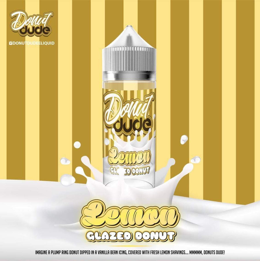 Donut Dude - Lemon - 100ml