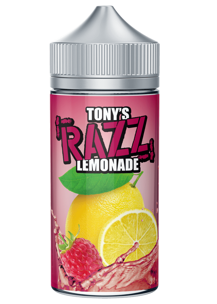 Tony's - Razz lemonade 50ml shortfill