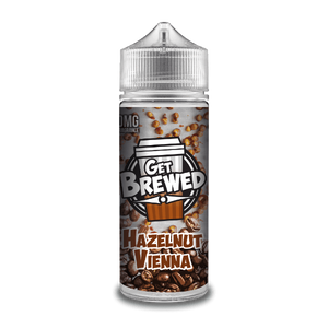 Get Brewed - Hazelnut Vienna 50ml