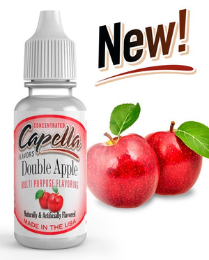 Capella - Double Apple flavor - aroma - 13ml