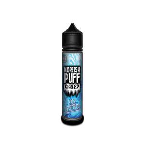 Moreish Puff - Chilled - Blue Raspberry 50ml