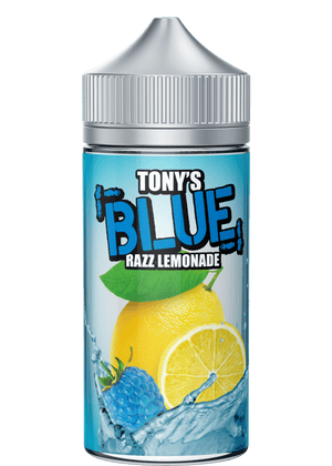 Tony's - Blue Razz Lemonade 50ml Shortfill