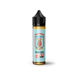 Cafe Racer - Yoghurt Bomb 50ml - 0mg