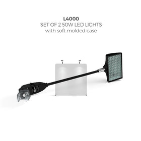 L4000 LED Light for WavelineMedia©