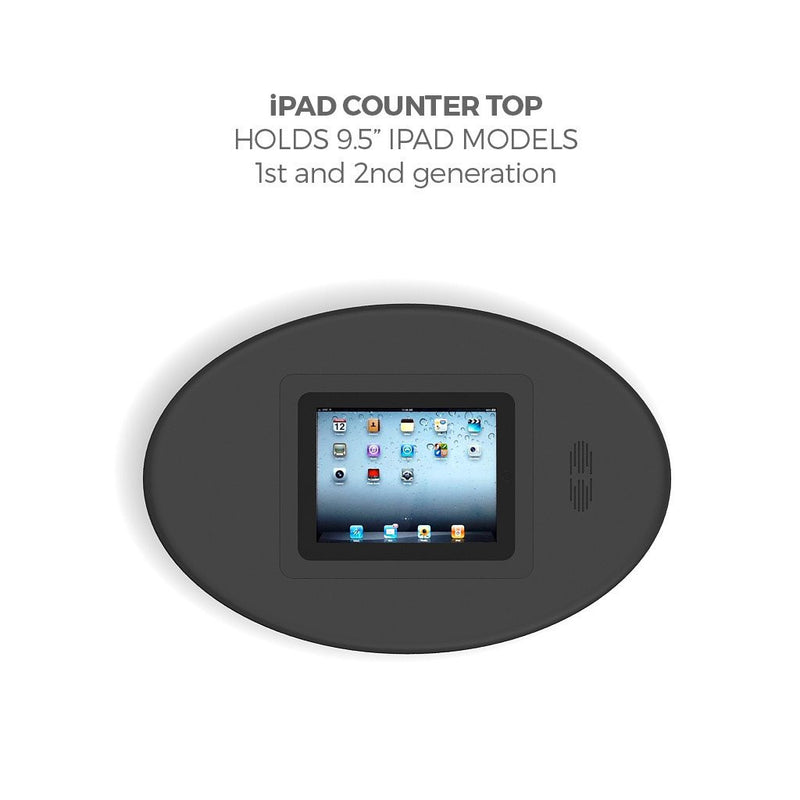 Brandcusi Oval iPad Counter