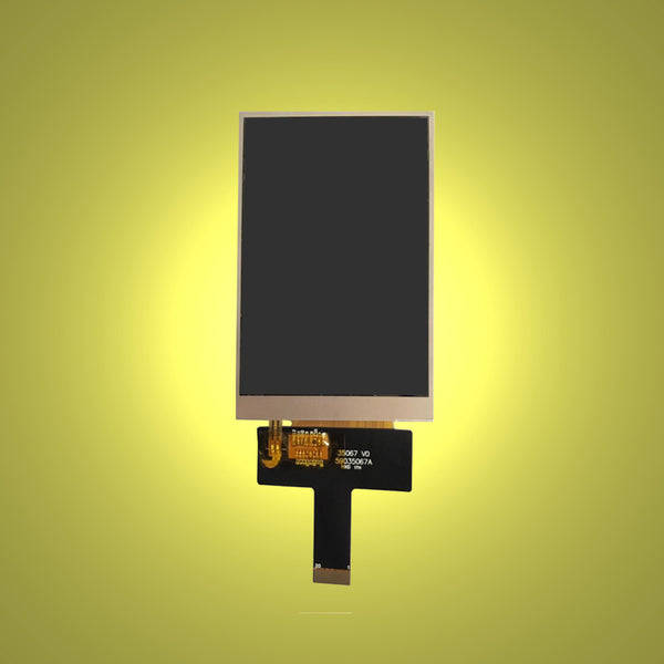 3 5 inch 320*480, ILI9488, TFT lcd dsiplay, MIPI interface IPS LCD module
