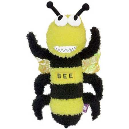 Multipet Buzz Off Bee Toy