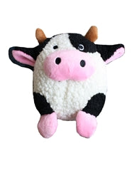 "Patchwork Pets Chubbies 7"" Cow"