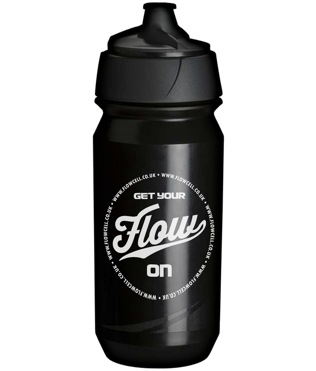 Get Your Flow On - Water Bottle (750ml)