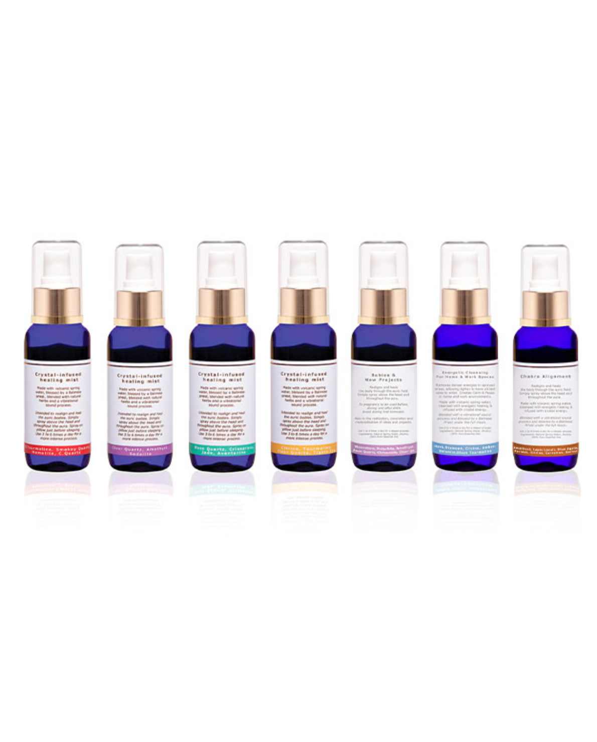 AURA SPRAY - Abundance collection
