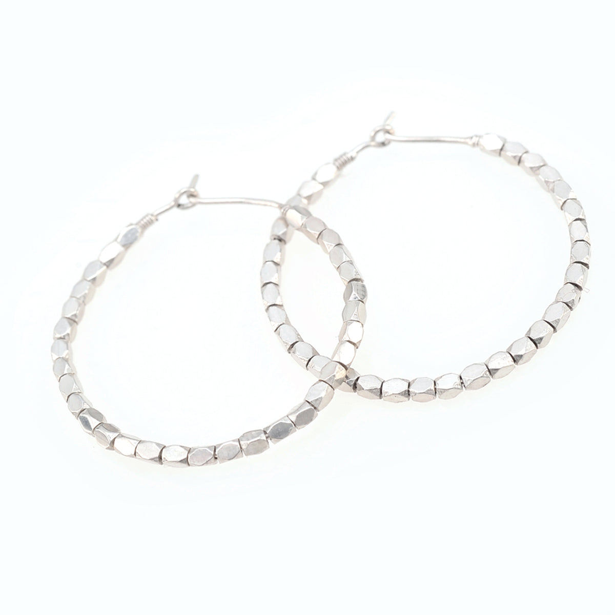 JENZO HOOP EARRINGS