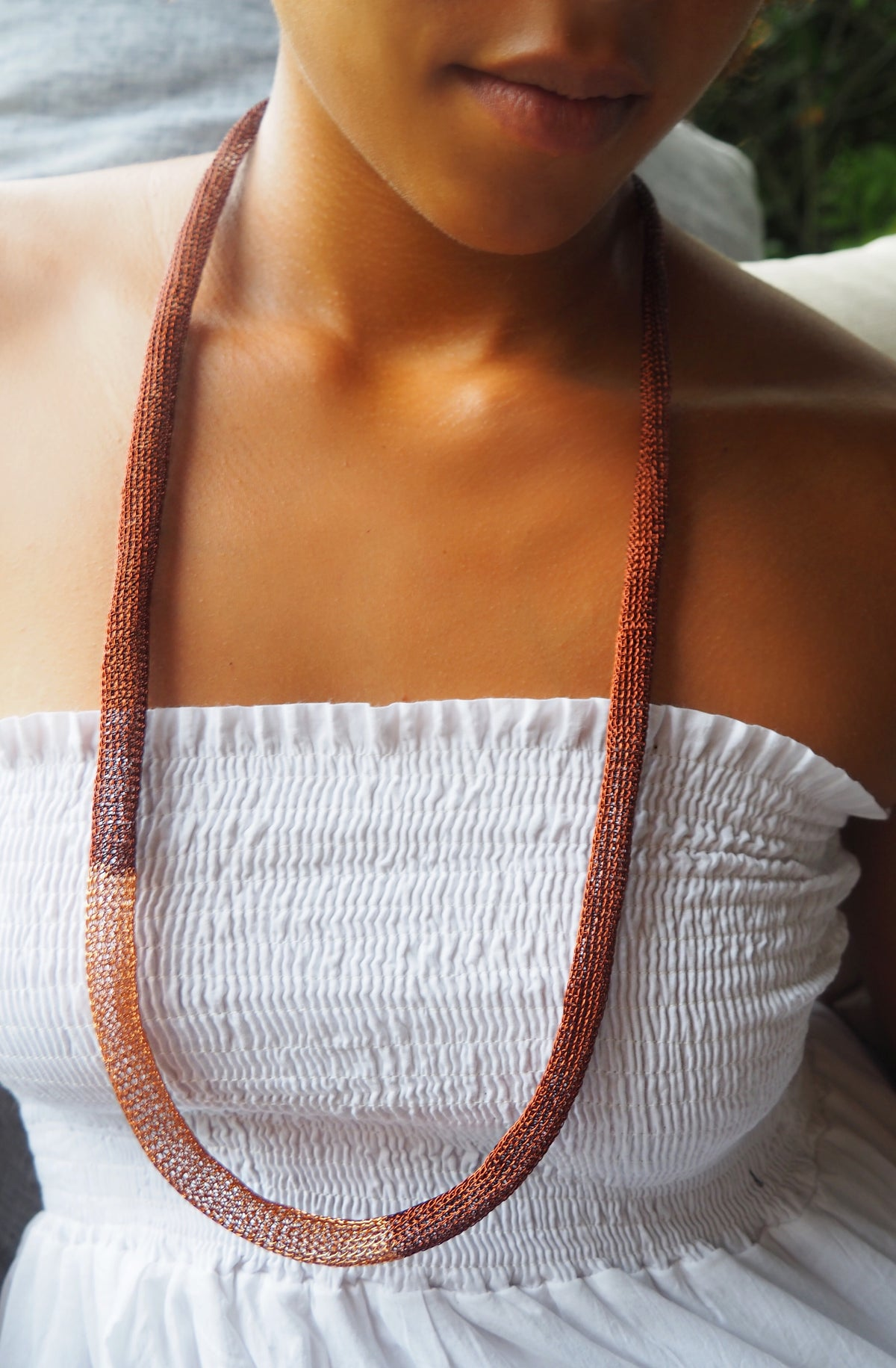 SUMBA SIMPLE NECKLACE