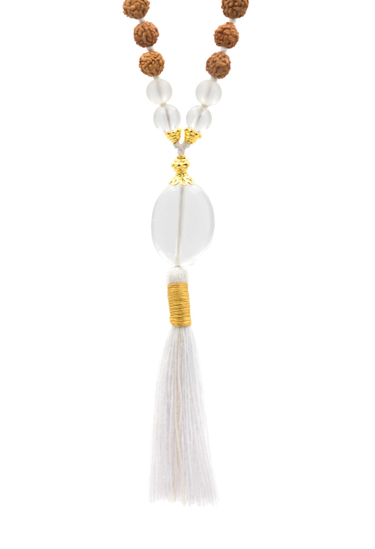 THE CROWN CHAKRA MALA FOR HIM