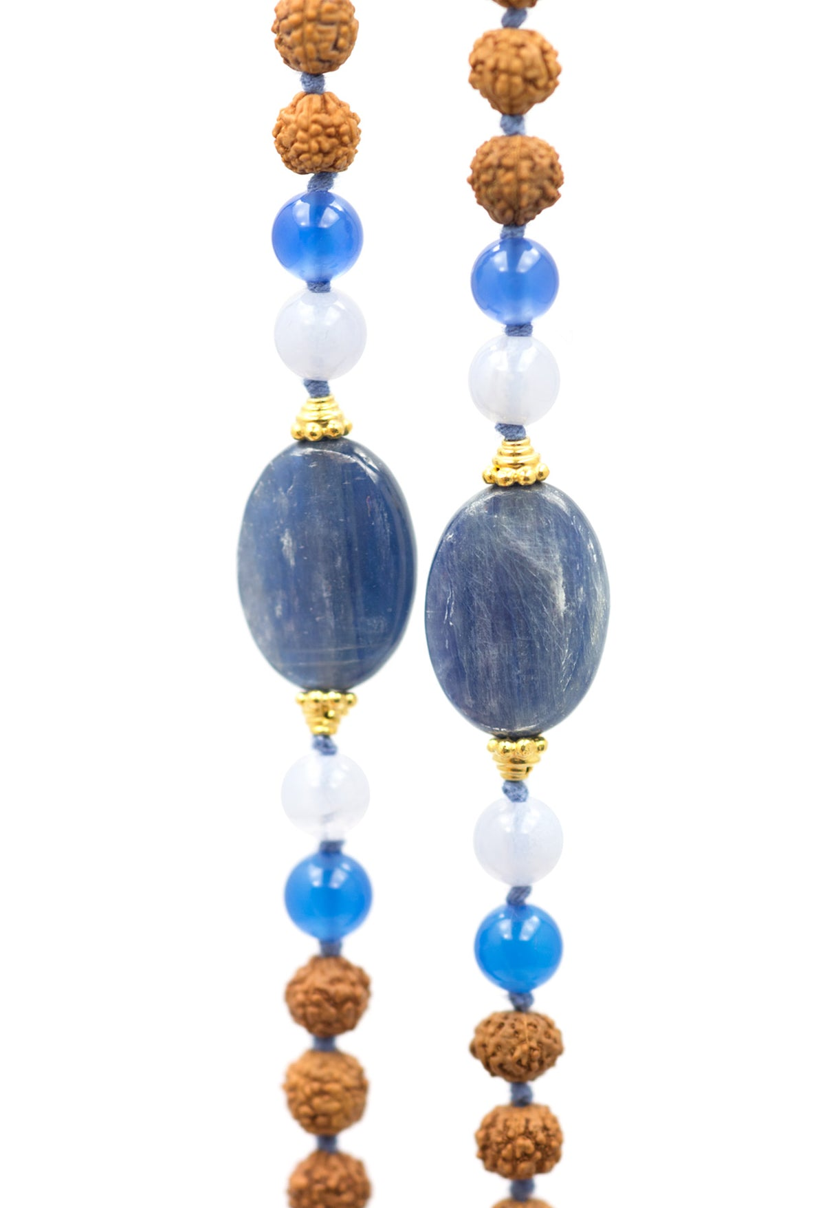 THE THROAT CHAKRA MALA